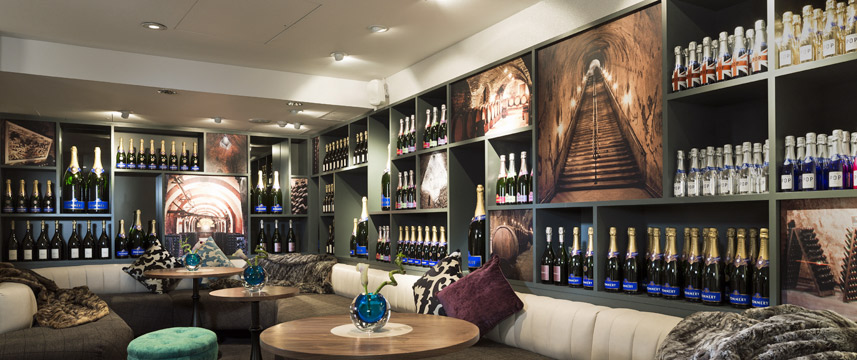 Crowne Plaza London The City - Champagne Library