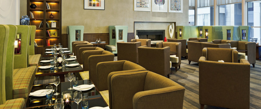 Crowne Plaza London The City - City Lounge