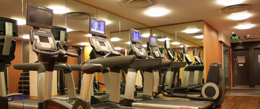Crowne Plaza London The City - Fitness Centre