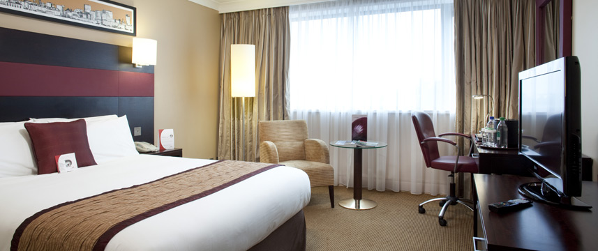 Crowne Plaza Manchester Airport - Double