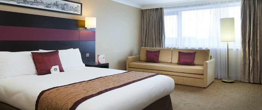 Crowne Plaza Manchester Airport - Guest Room