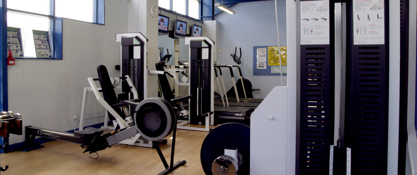 Crowne Plaza Manchester Airport - Gym