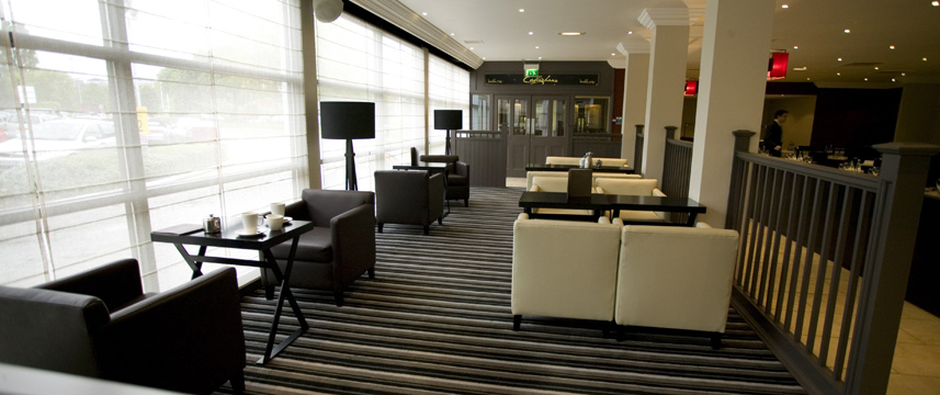 Crowne Plaza Manchester Airport - Lounge