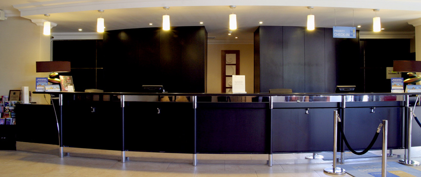 Crowne Plaza Manchester Airport - Reception