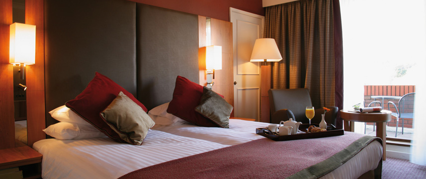 Crowne Plaza Reading - Guestroom
