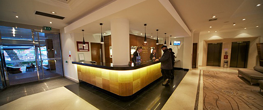 Crowne Plaza Reading - Reception
