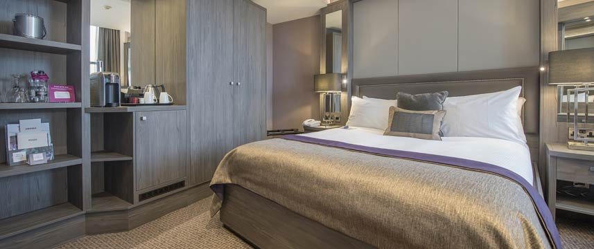 Crowne Plaza Sheffield Double Room