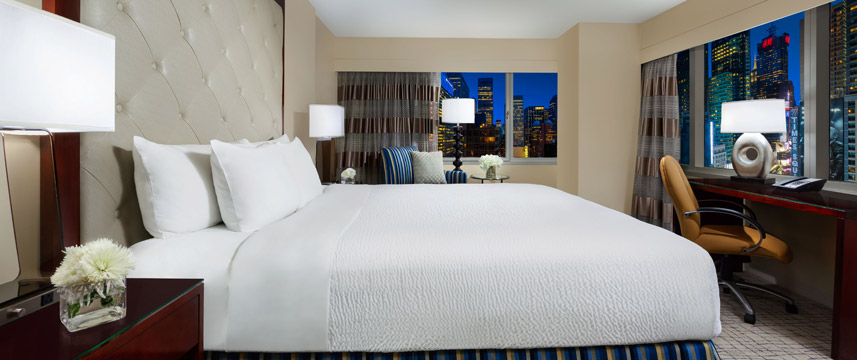Crowne Plaza Times Square Manhattan - Guest Room View