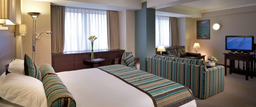 Danubius Executive Double room lounge