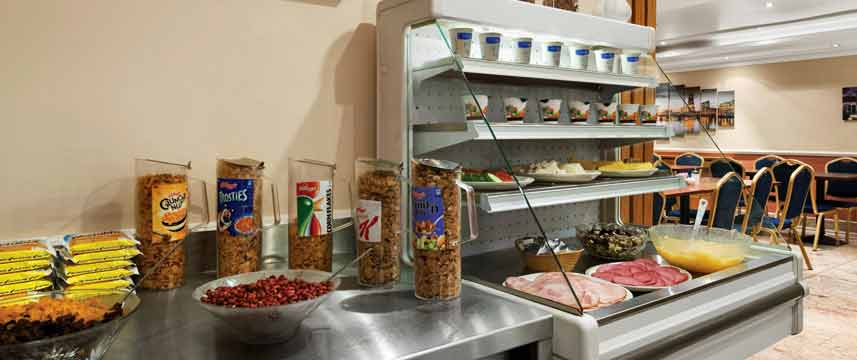 Days Inn London Hyde Park - Breakfast Buffet