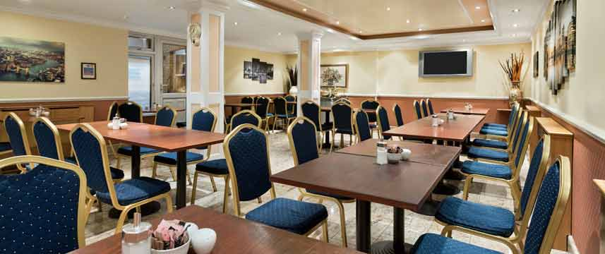 Days Inn London Hyde Park - Breakfast Room