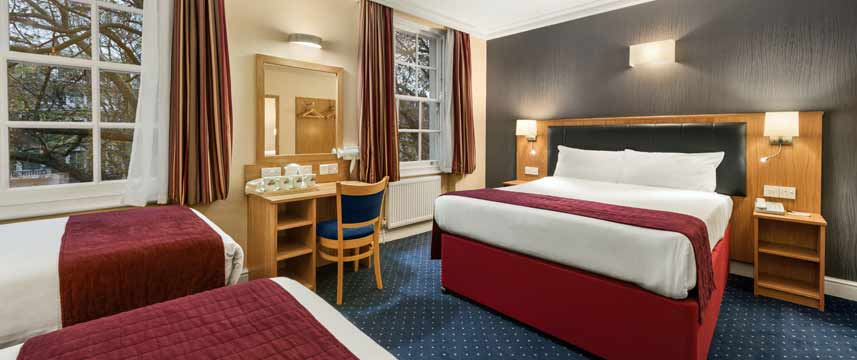 Days Inn London Hyde Park - Quad