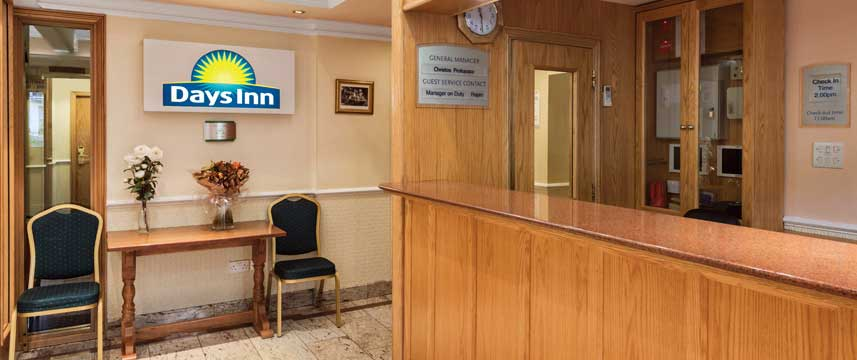 Days Inn London Hyde Park - Reception