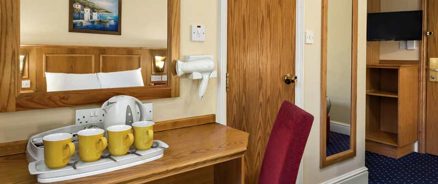 Days Inn London Hyde Park - Room Facilities