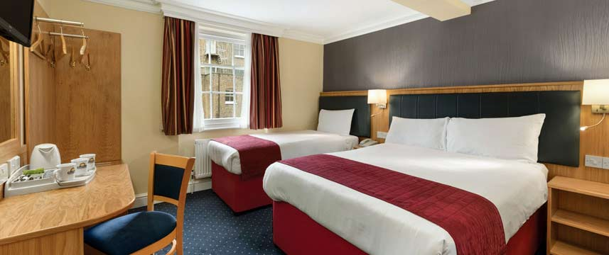 Days Inn London Hyde Park - Triple