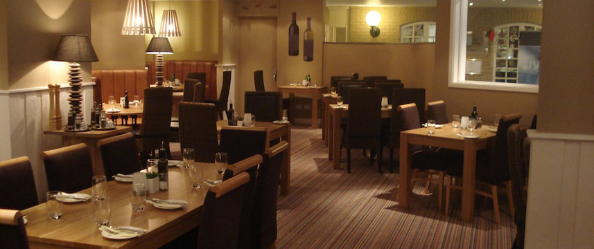 De Vere Carden Park - Restaurant Tables