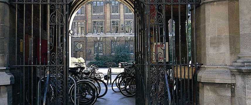 De Vere University Arms Hotel - Entrance