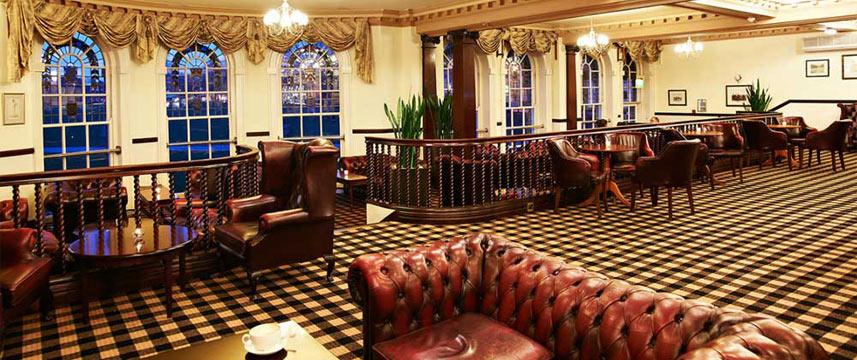 De Vere University Arms Hotel - Lounge