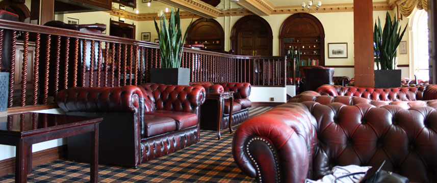 De Vere University Arms Hotel - Lounge Seating