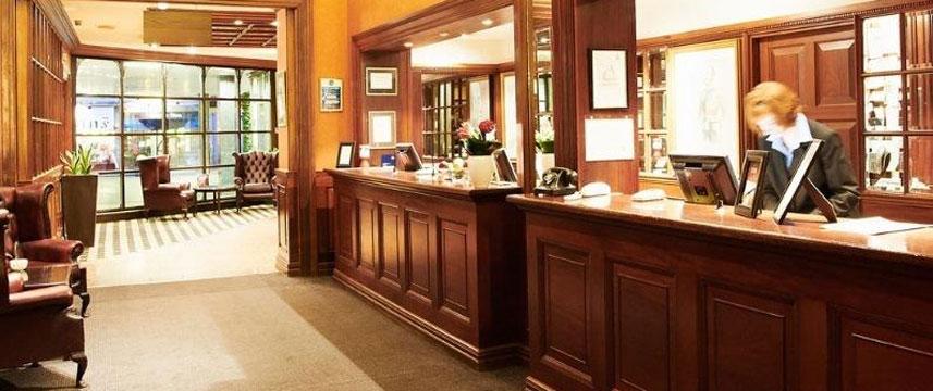 De Vere University Arms Hotel - Reception