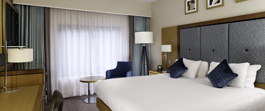 DoubleTree by Hilton London Victoria - Double Room