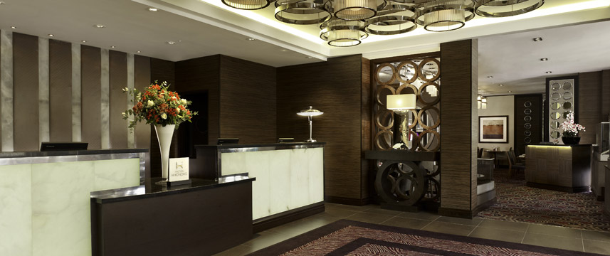 DoubleTree by Hilton London Victoria - Reception
