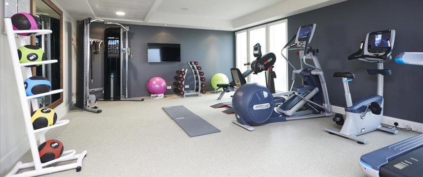Doubletree By Hilton London Excel - Fitness