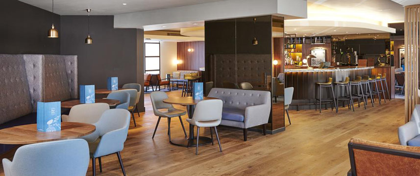 Doubletree By Hilton London Excel - Lounge Bar