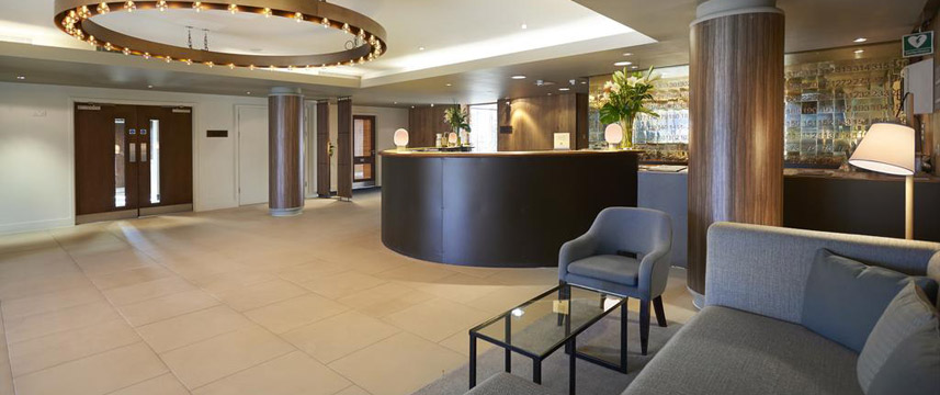 Doubletree By Hilton London Excel - Reception