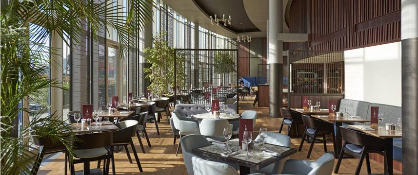 Doubletree By Hilton London Excel - Restaurant