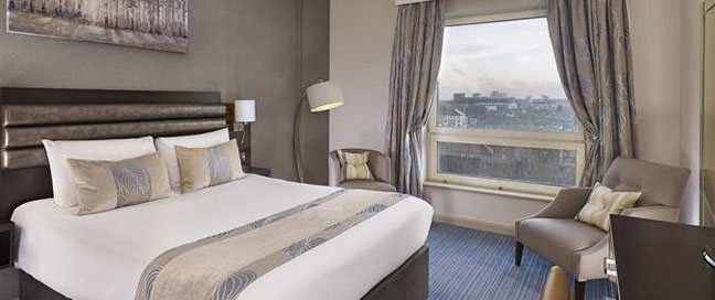 Doubletree Chelsea Double Room