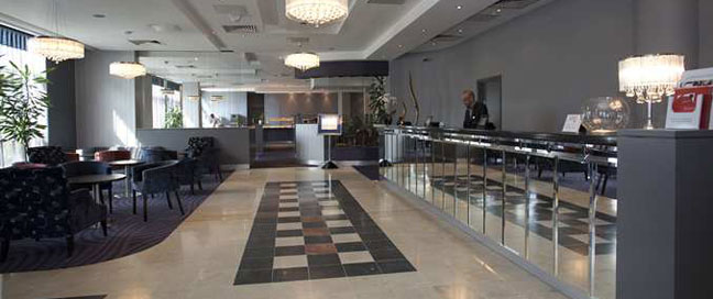 Doubletree Chelsea Reception
