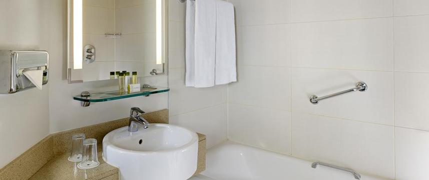 Doubletree London Islington Bathroom