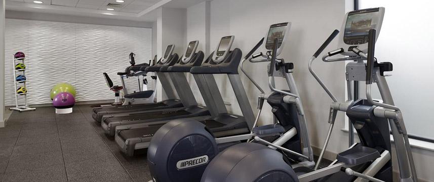 Doubletree London Islington Gym