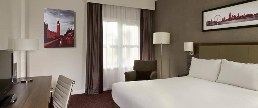 Doubletree London Islington King Room