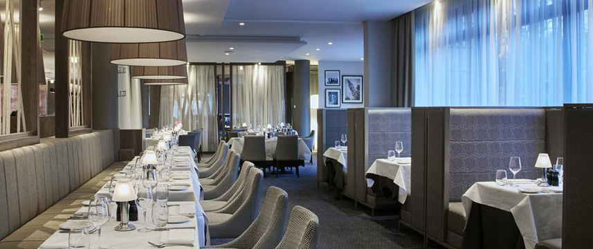 Doubletree London Islington Restaurant Seating