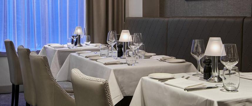 Doubletree London Islington Restaurant Tables