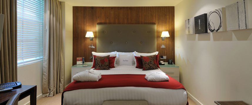 Doubletree by Hilton London - West End - Double Bed
