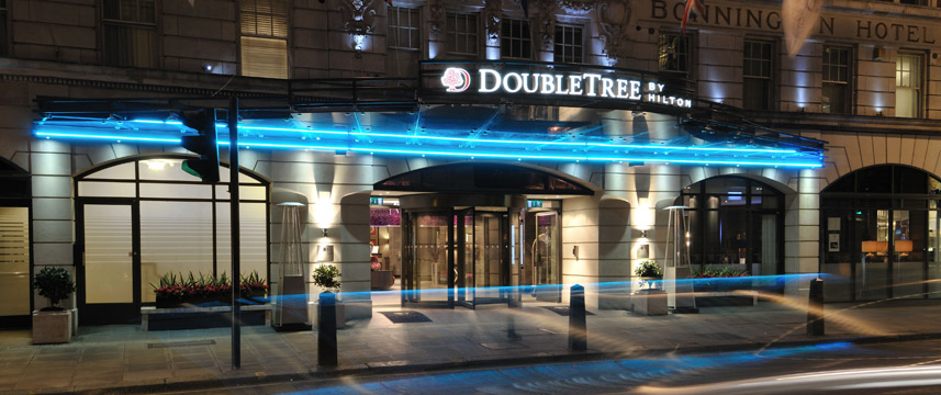 Doubletree by Hilton London - West End - Exterior