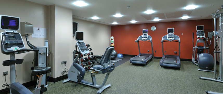 Doubletree by Hilton London - West End Gym
