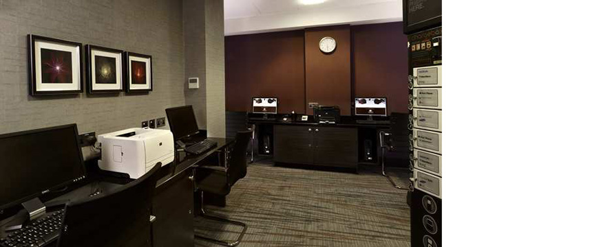 Doubletree by Hilton London - West End - IT Lounge