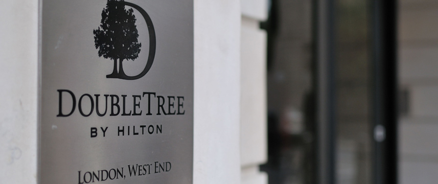 Doubletree by Hilton London - West End - Plaque