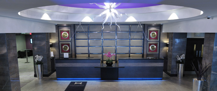 Doubletree by Hilton London - West End - Reception