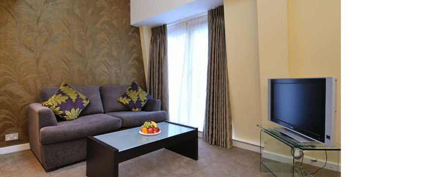 Doubletree by Hilton London - West End - Suite