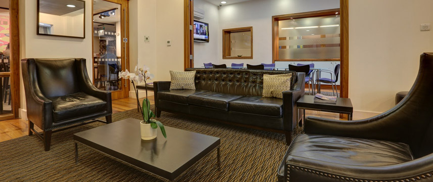 Euston Square Hotel - Lobby