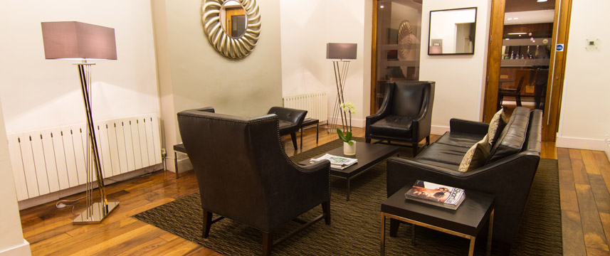 Euston Square Hotel - Lounge