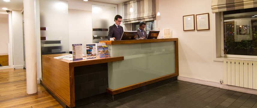 Euston Square Hotel - Reception