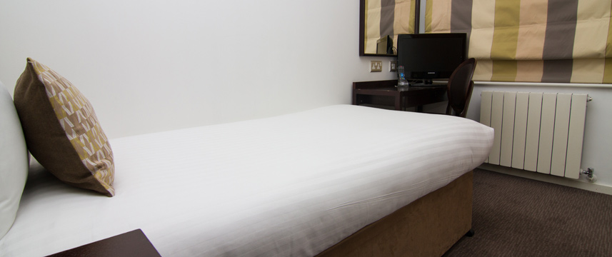 Euston Square Hotel - Single