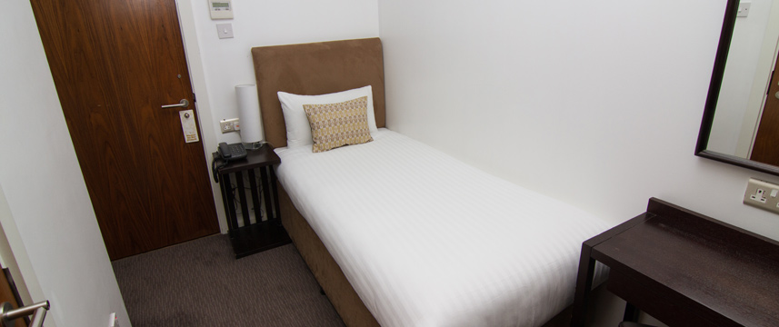 Euston Square Hotel - Single Room