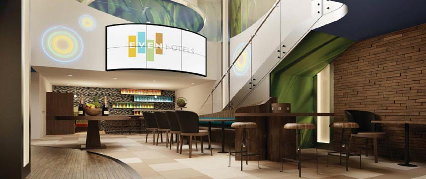 Even Hotel New York - Times Square South - Lobby